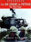 Image: Bookcover for 1ST Air Cavalry In Vietnam: The First Team