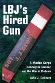 Image: Bookcover of LBJ'S HIRED GUN