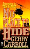 Bookcover: No Place to Hide