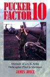 Image: Bookcover for Pucker Factor 10